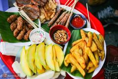 Ăn vặt ở Hà Nội không nên bỏ qua 3 combo này
