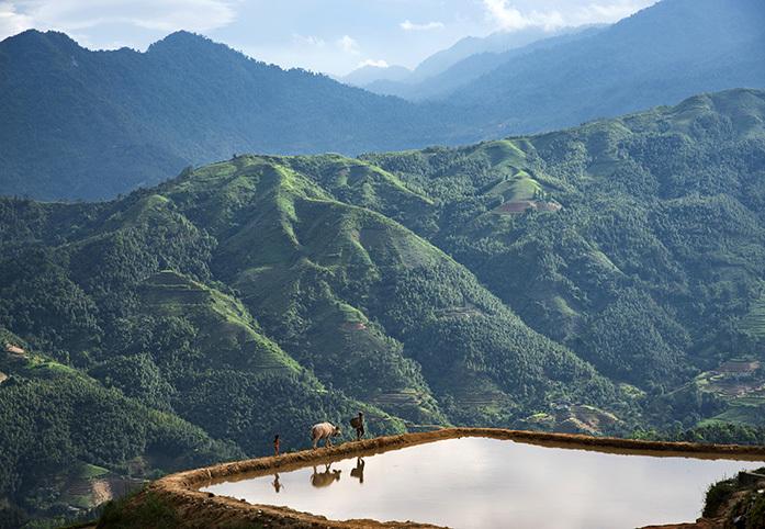 Cảnh đẹp và con người Việt Nam sao đẹp đến thế!