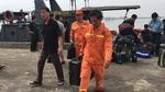 Trục vớt thành công máy bay Su30 gặp nạn trên biển