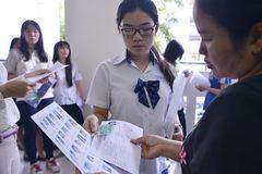 ĐH Ngân hàng TP.HCM nhận xét tuyển mức 15 điểm