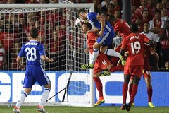 Video bàn thắng Chelsea 1-0 Liverpool