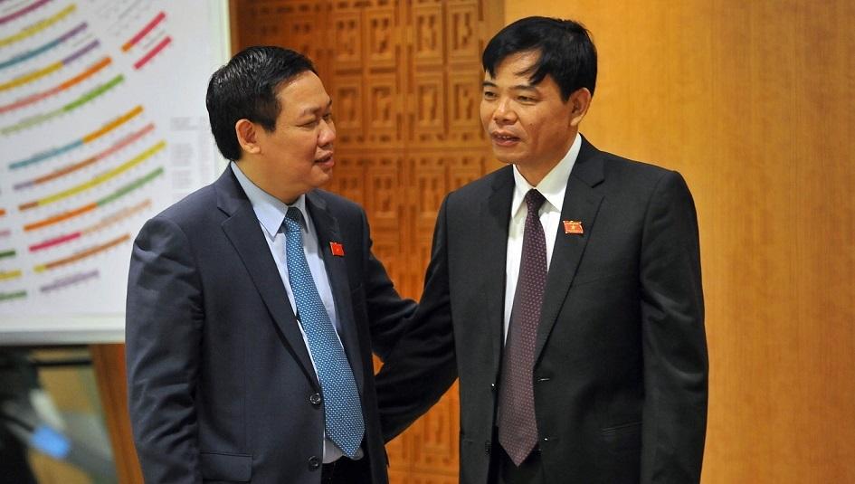 Bộ trưởng Nông nghiệp, Bộ trưởng Nông nghiệp Nguyễn Xuân Cường, Nguyễn Xuân Cường, thực phẩm bẩn