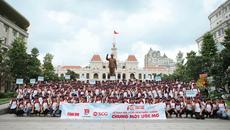 Gần 4000 ước mơ Việt Nam được chắp cánh