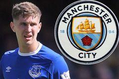 Man City phá két, mua trung vệ đắt nhất nước Anh