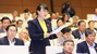 Hà Nội xem xét bãi nhiệm đại biểu HĐND Nguyệt Hường
