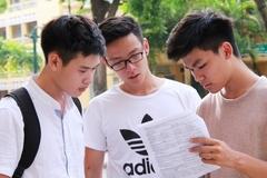 Gần 200.000 thí sinh hết cơ hội vào đại học 2016