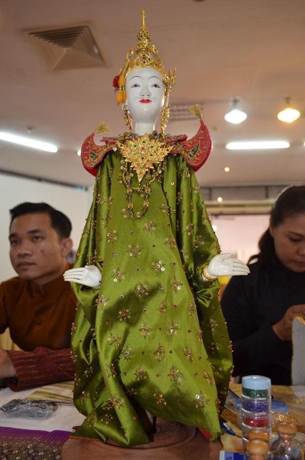 Chiêm ngưỡng nét độc đáo trong nghệ thuật thủ công của Thái Lan