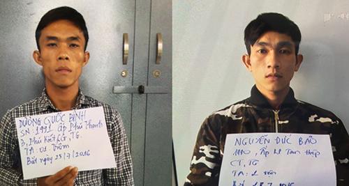 2 tên trộm đột nhập nhà Thiếu tướng quân đội