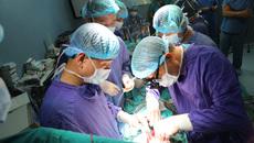 Nam thanh niên hiến tạng cứu 3 người lính