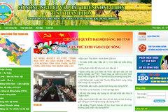 Kiểm tra việc bổ nhiệm Phó giám đốc Sở NN&PTNT Thanh Hóa