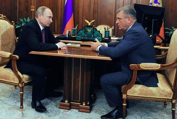 Putin thay thế một loạt nhân sự cấp cao