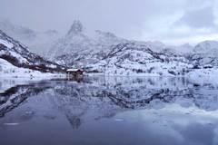 Na Uy cắt đất làm quà sinh nhật cho Phần Lan