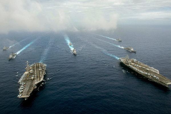 Biển Đông: Trung Quốc vô lối sẽ đe dọa hòa bình khu vực
