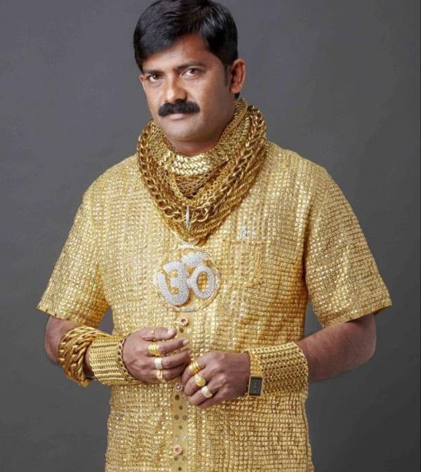 Vàng, ghế bằng vàng, xe đạp bằng vàng, chế tác vàng, đồ vật bằng vàng, dát vàng