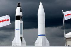 Siêu cường đổ tiền tậu tên lửa siêu hiện đại