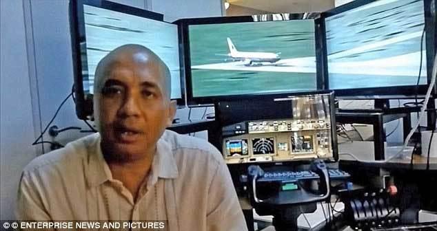 Tin chấn động về máy bay mất tích MH370