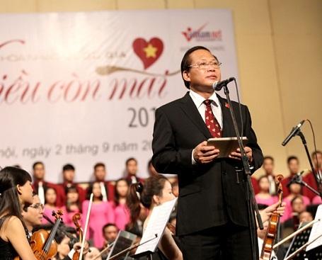 Hòa nhạc 'Điều còn mãi' trở lại vào ngày Quốc khánh