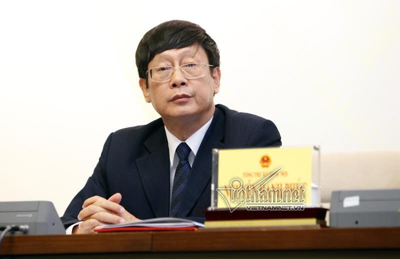 Ông Võ Kim Cự chắc chắn không được giám sát Formosa