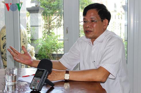 Nguyên Bí thư Hậu Giang muốn làm rõ ông Trịnh Xuân Thanh 'chạy' ai
