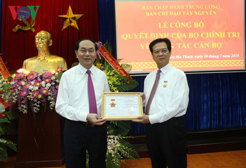 Thượng tướng Tô Lâm làm Trưởng Ban chỉ đạo Tây Nguyên