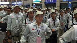 10 tỉnh, thành phố bị dừng tuyển lao động đi Hàn Quốc