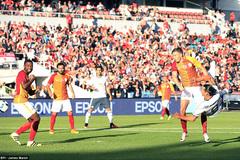Video bàn thắng MU 5-2 Galatasaray