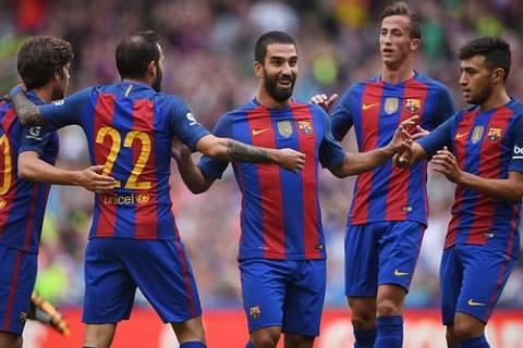 Video bàn thắng Barca 3-1 Celtic