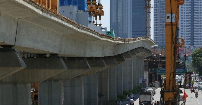 Vay Trung Quốc 7.000 tỷ làm cao tốc: Tránh 'vết xe đổ' đường sắt Cát Linh- Hà Đông