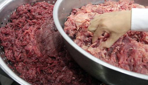 thịt bò, thịt lợn, phù phép, thịt thú rừng, hóa chất, đặc sản thú rừng