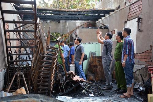 cháy nhà, tử vong, 6 người trong gia đình, hỏa hoạn, cà mau