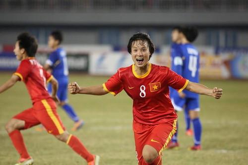 Nữ Việt Nam, Nữ Thái Lan, giải vô địch nữ Đông Nam Á