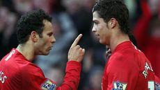 Vì lon nước ngọt, Ryan Giggs suýt tẩn Ronaldo