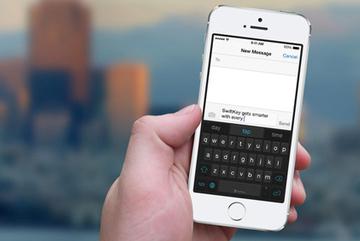 Ứng dụng bàn phím ảo của Microsoft tự gửi thông tin cho người lạ
