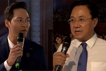 Màn đối thoại bất ngờ sau vụ '60 phút mở' của MC Phan Anh