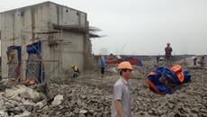Tháo dỡ tầng 19 nhà 8B Lê Trực trong 45 ngày