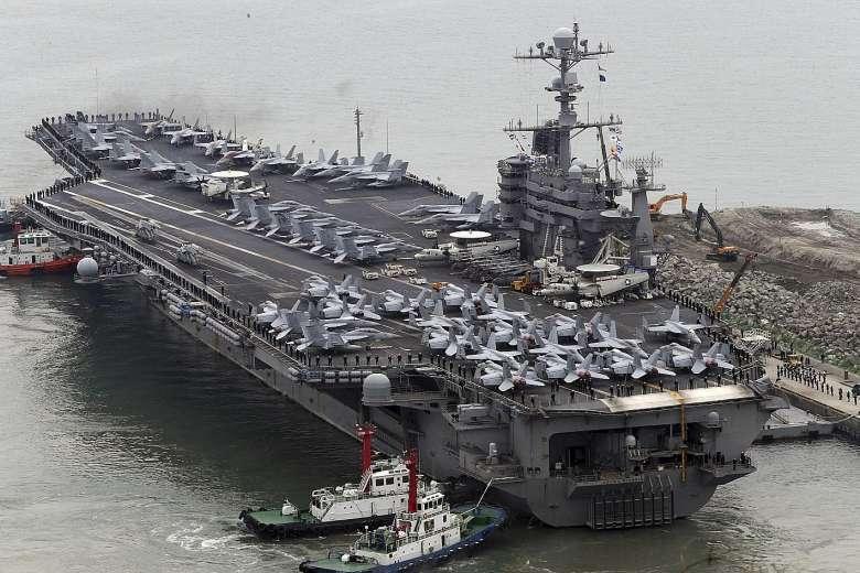 Biển Đông: Ván cờ khó đoán định giữa các đại cường