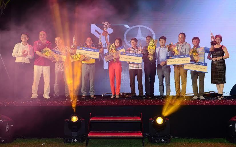 20160801152148 a1 150 gôn thủ cùng tranh tài trong vòng chung kết quốc gia giải gôn MercedesTrophy 2016