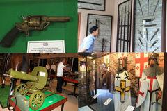 Bán nhà để mở bảo tàng toàn hàng 'khủng'