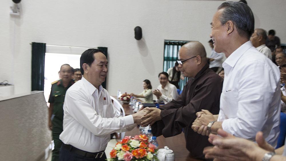 Chủ tịch nước: Xử nghiêm bất cứ ai liên quan vụ Formosa