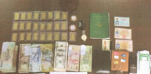 siêu trộm miền Tây, vàng, tiệm vàng, cướp, điều tra, xử lý