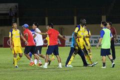 VPF từ chối đề nghị đá lại trận đấu của Khánh Hoà
