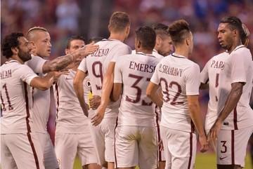 Klopp và Liverpool nhận trái đắng trước Roma