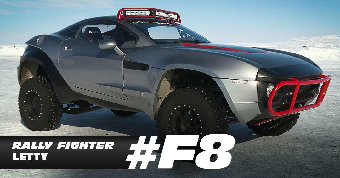 Hé lộ dàn siêu xe cực khủng trong 'Fast & Furious 8'