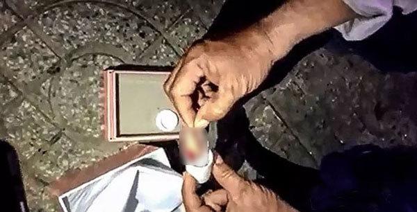 Gói quà đẫm máu từ biên giới: Chuyện con bạc bị chặt ngón