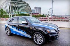 Singapore sắp thử nghiệm taxi không người lái