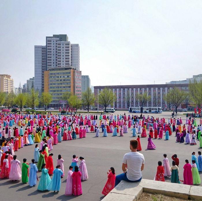 Bất ngờ lớn khi du ngoạn Triều Tiên