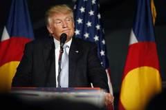 Donald Trump tuyên bố sốc về Nga