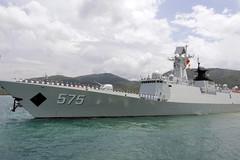 Trung Quốc tập trận bắn đạn thật trên biển Hoa Đông