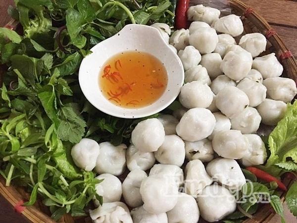 Bánh hòn Hương Canh- thơm thảo quà quê Vĩnh Phúc - ảnh 1