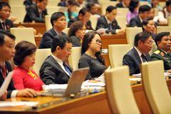 Điều 'tò mò' về các tân đại biểu Quốc hội
